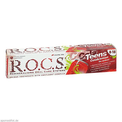 R.O.C.S. Teens Cola & Zitrone, 74 G, Prodent Dentalbedarf GmbH
