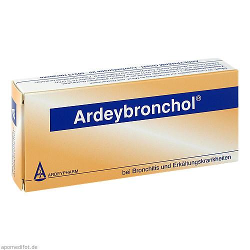 Ardeybronchol, 30 ST, Ardeypharm GmbH