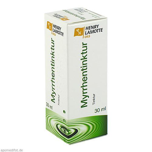 Myrrhentinktur, 30 ML, Henry Lamotte Oils Gmb