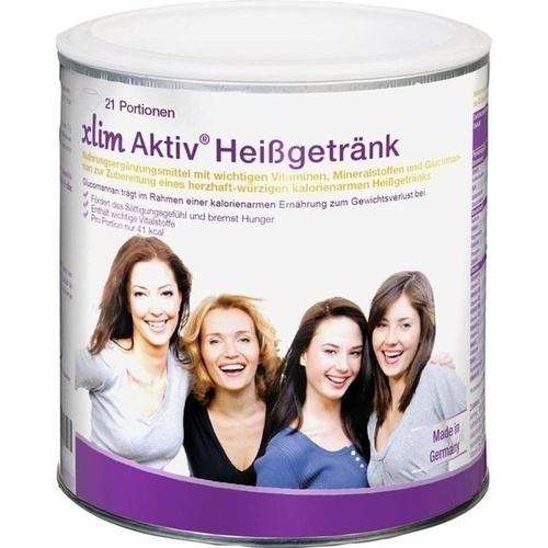 xlim Aktiv Heißgetränk, 300 G, Biomo-Vital GmbH