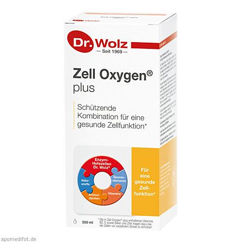 Zell Oxygen plus, 250 ML, Dr. Wolz Zell GmbH
