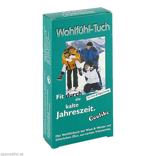 Wohlfühltuch, 5 ST, Coolike-Regnery GmbH