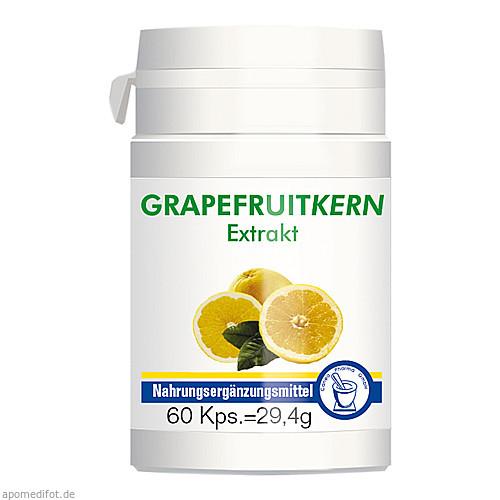 Grapefruitkern Extrakt, 60 ST, Pharma Peter GmbH