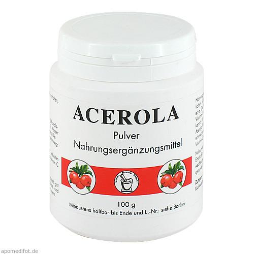 Acerola, 100 G, Pharma Peter GmbH