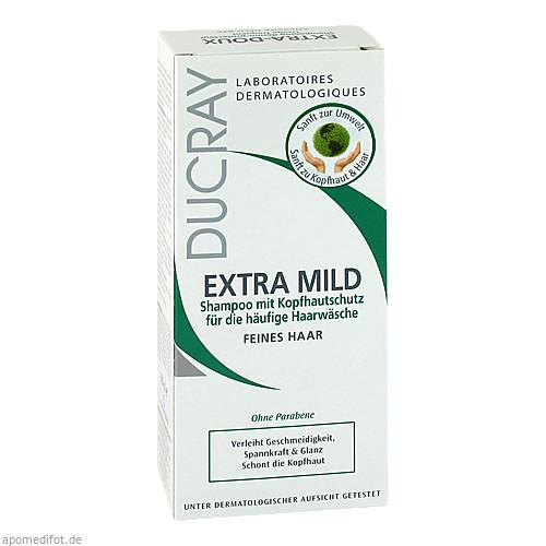 DUCRAY EXTRA MILD Shampoo biologisch abbaubar, 200 ML, PIERRE FABRE DERMO KOSMETIK GmbH GB - DUCRAY A-DERMA PFD