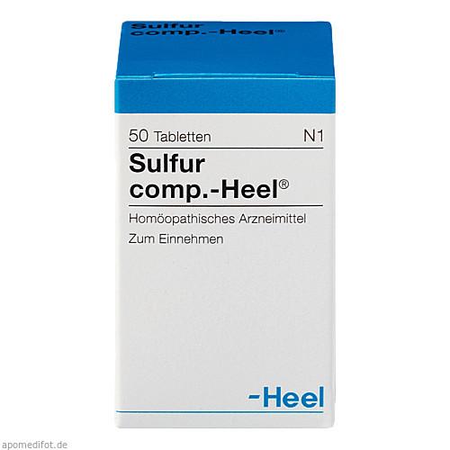 Sulfur comp Heel, 50 ST, Biologische Heilmittel Heel GmbH