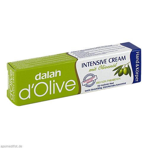 dalan d Olive Intensiv Handcreme, 20 ML, Neotopic GmbH & Co. KG