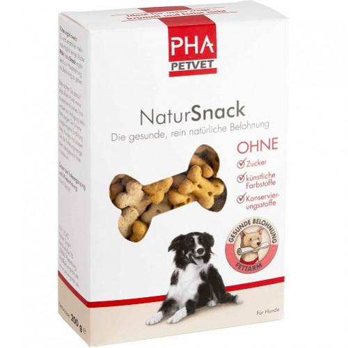 PHA NaturSnack für Hunde, 200 G, PetVet GmbH