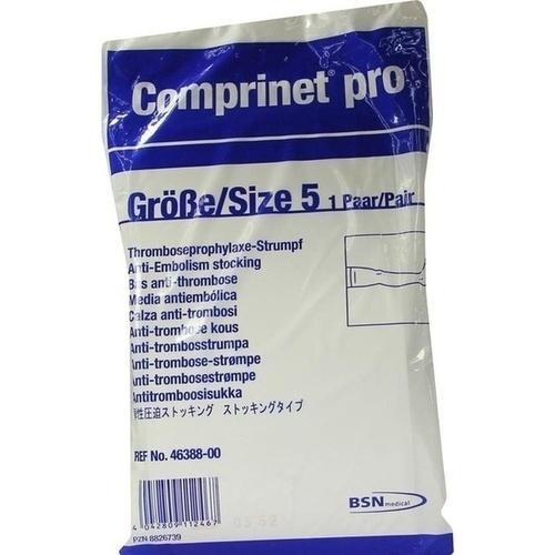 Comprinet Pro Strumpf obersch Gr5, 2 ST, Bsn Medical GmbH