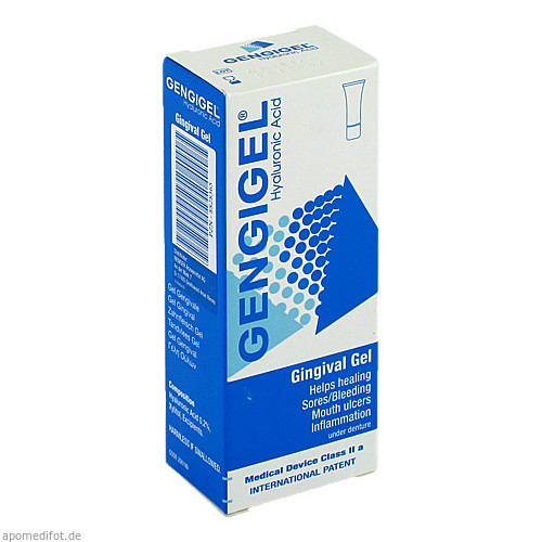 Gengigel Tube, 20 ML, Riemser Pharma GmbH