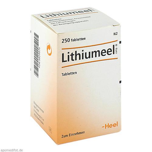 Lithiumeel comp., 250 ST, Biologische Heilmittel Heel GmbH