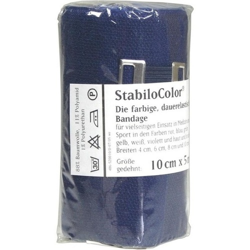 BORT STABILOCOLOR 10cm blau, 1 ST, Bort GmbH
