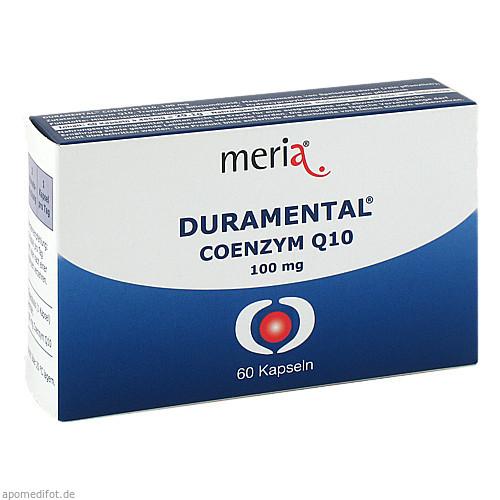 Duramental Coenzym Q10 100mg, 60 ST, Precur GmbH