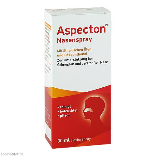 Aspecton Nasenspray, 30 ML, Krewel Meuselbach GmbH