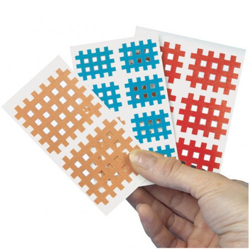 Gitter-Tape AQ-Strip 6 Blatt je 2 Blatt/Größe, 34 ST, Diaprax GmbH