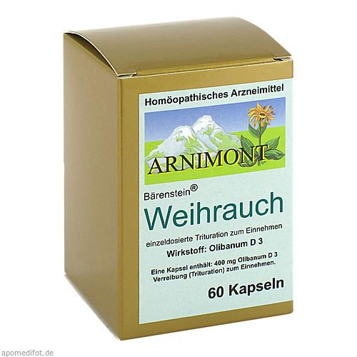 WEIHRAUCH KAPSELN, 60 ST, ARNIMONT PHARMA GmbH