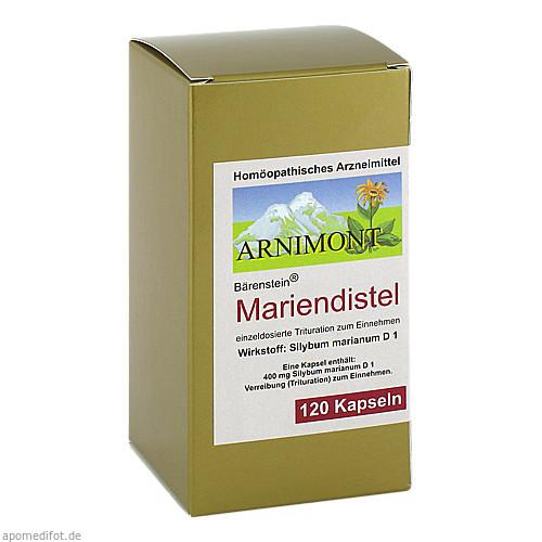MARIENDISTEL KAPSELN, 120 ST, ARNIMONT PHARMA GmbH