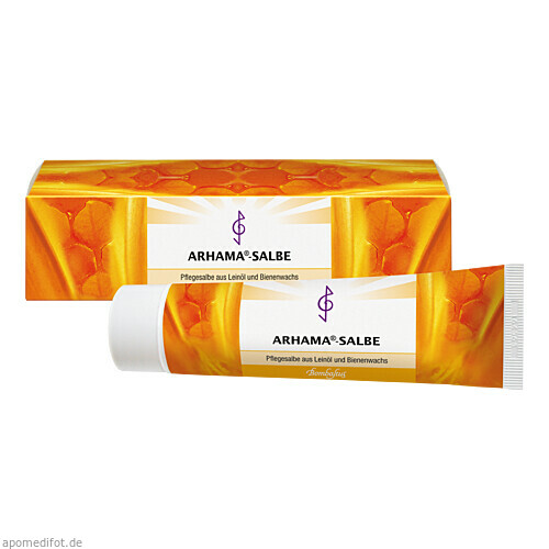 Arhama-Salbe 100ml, 100 ML, Bombastus-Werke AG