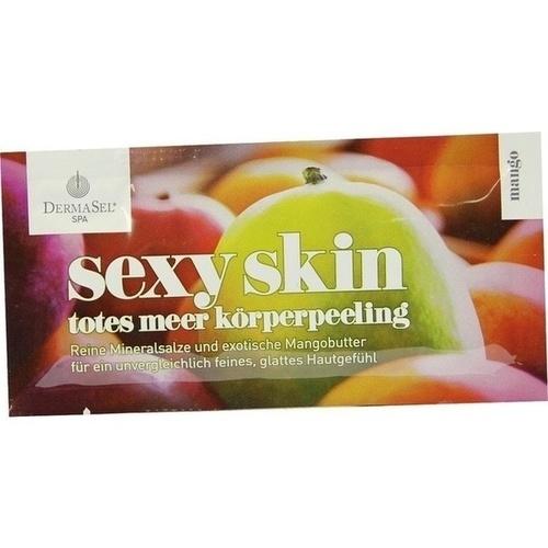 DermaSel Peeling Körper Mango SPA, 38 ML, Fette Pharma AG