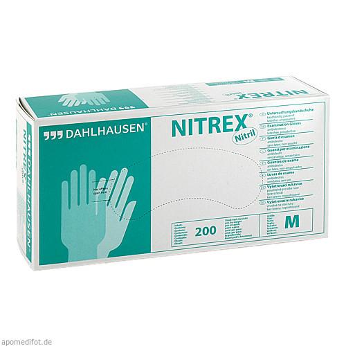 Handschuhe Nitril ungepudert Größe M, 200 ST, P.J.Dahlhausen & Co. GmbH