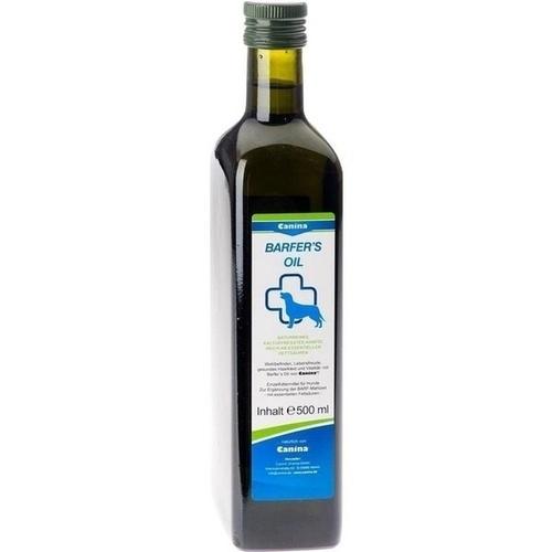 Barfer's Oil vet., 500 ML, Canina Pharma GmbH