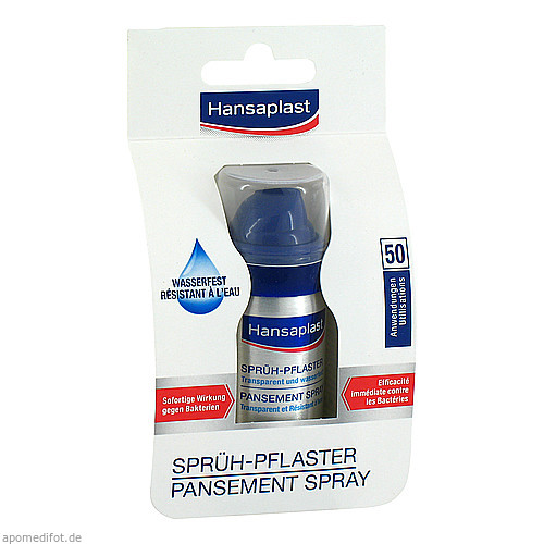 Spruehpflaster Hansaplast, 32.5 ML, 1001 Artikel Medical GmbH