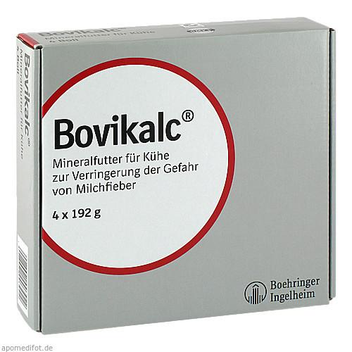 Bovikalc Bolus, 4 ST, Boehringer Ingelheim VETMEDICA GmbH