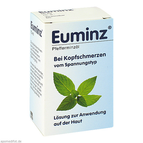 Euminz, 10 ML, MCM Klosterfrau Vertriebsgesellschaft mbH
