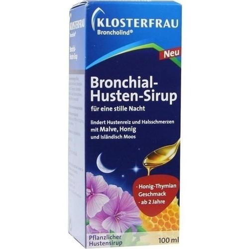 Broncholind Bronchial-Hustensirup, 100 ML, MCM KLOSTERFRAU Vertr. GmbH