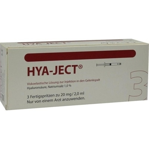 Hya-ject, 3 ST, Ormed GmbH