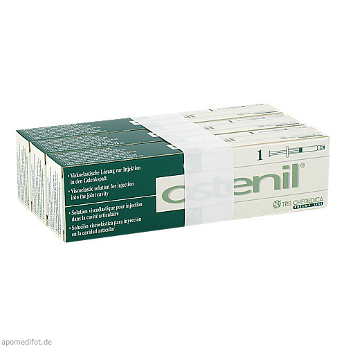 OSTENIL 20mg, 3X2 ML, Trb Chemedica AG