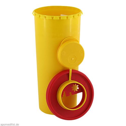Kanülenabwurfbehälter Quick-Box 1 Liter, 1 ST, Actipart GmbH