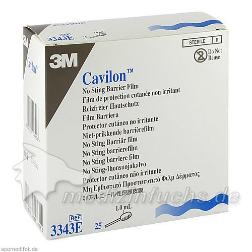 CAVILON 3M Lolly reizfr.Hautschutz 3343E, 25X1 ML, 3M Medica Zweigniederlassung der 3M Deutschland GmbH