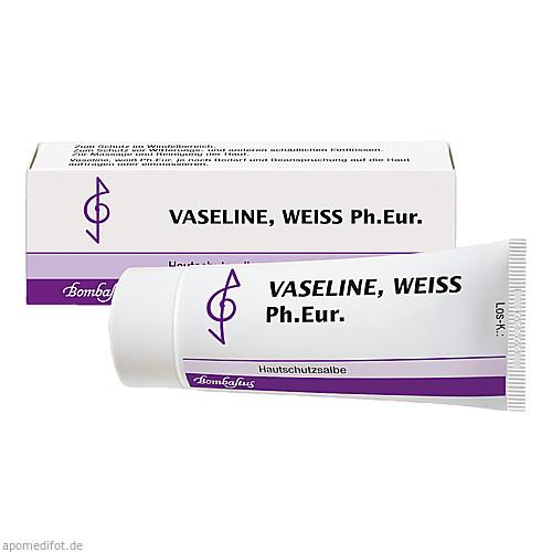 VASELINE WEISS DAB, 10 ML, Bombastus-Werke AG