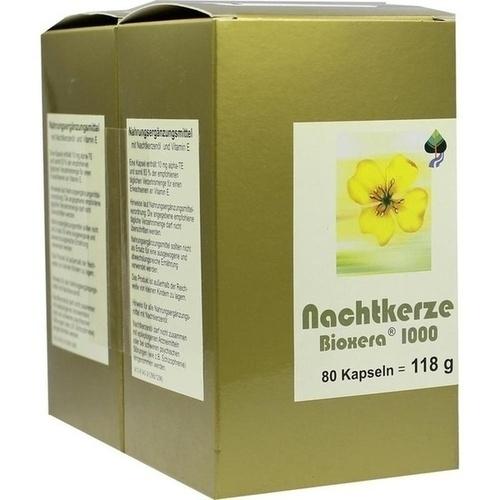 Nachtkerze Bioxera 1000, 160 ST, Fbk-Pharma GmbH