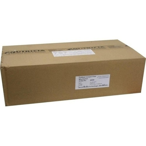 Fortimel Compact Fibre Mischkarton, 8X4X125 ML, Nutricia GmbH