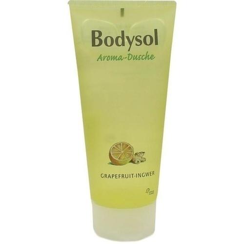 Bodysol Aroma-Duschgel Grapefruit-Ingwer, 100 ML, Omega Pharma Deutschland GmbH