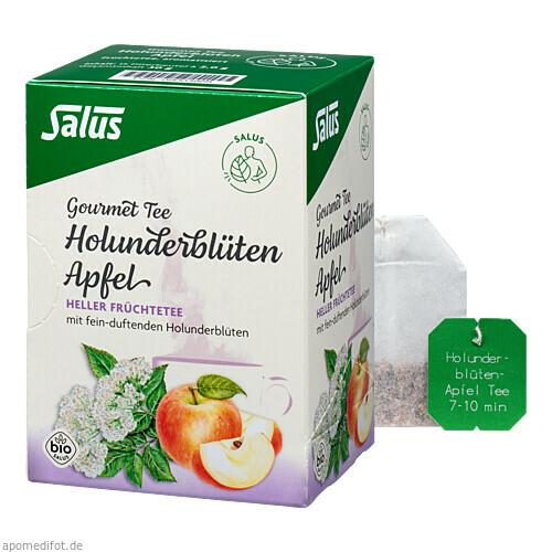 Holunderblüten Apfel Tee Salus, 15 ST, Salus Pharma GmbH