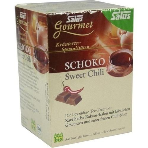 Schoko Sweet Chili Tee Salus, 15 ST, Salus Pharma GmbH