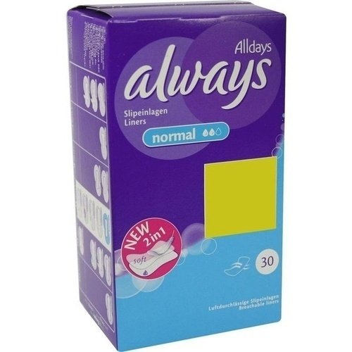 Alldays Normal, 30 ST, Procter & Gamble GmbH