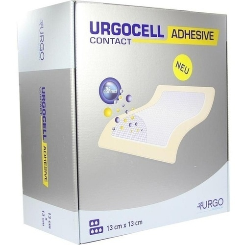 URGOCELL Adhesive Contact Verband 13x13 cm, 20 ST, Urgo GmbH