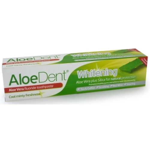 Aloe-Vera-Zahnpasta Whitening-Fluor, 100 ML, Groß GmbH