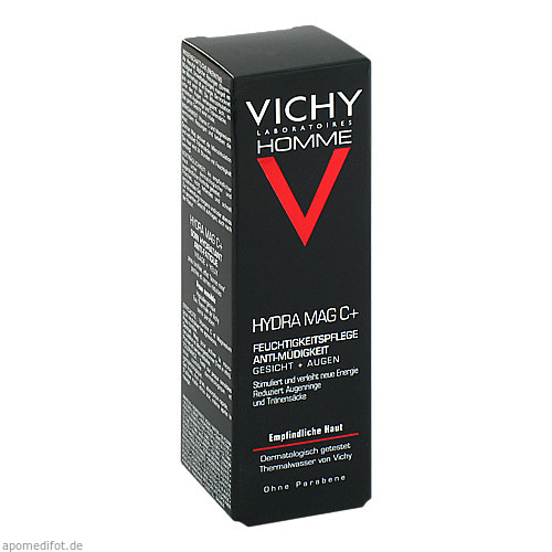 Vichy Homme Hydra Mag C +, 50 ML, L'oreal Deutschland GmbH