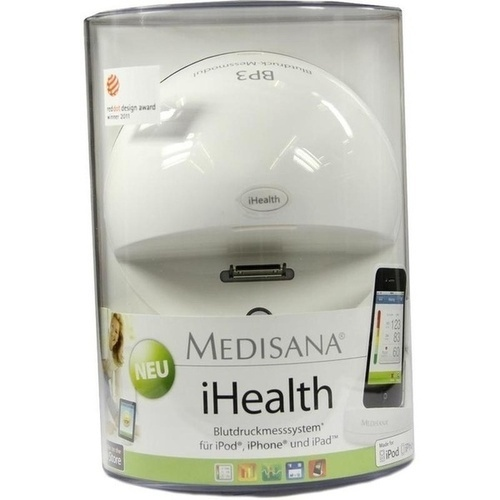 MEDISANA iHealth Blutdruck-Messmodul weiß, 1 ST, Promed GmbH