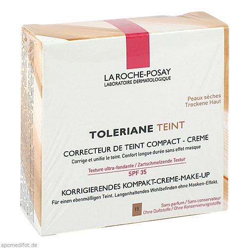 Roche-Posay Toleriane Teint Compact Cr. 15/R, 9 G, L'oreal Deutschland GmbH
