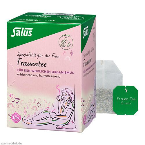 Frauentee Bio Salus, 15 ST, Salus Pharma GmbH