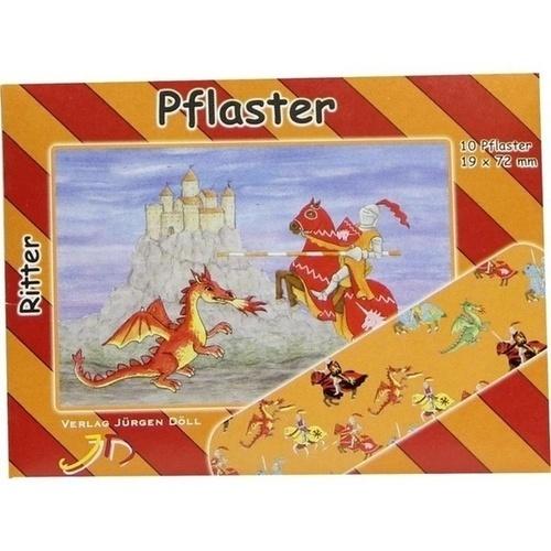 KINDERPFLASTER Ritter Briefchen, 10 ST, Axisis GmbH