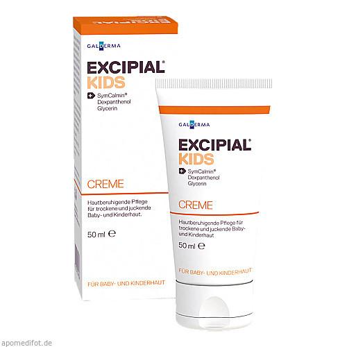 Excipial Kids Creme, 50 ML, Galderma Laboratorium GmbH