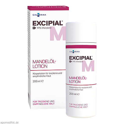 Excipial Mandelöllotion, 200 ML, Galderma Laboratorium GmbH
