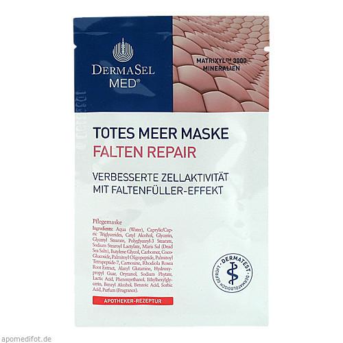 DermaSel Maske Falten-Repair MED, 12 ML, Fette Pharma AG